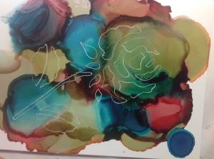 Flower Stencil 3
