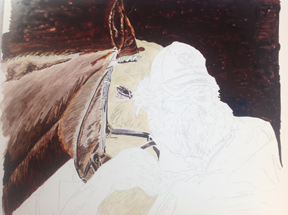 4 light layer horse smlr