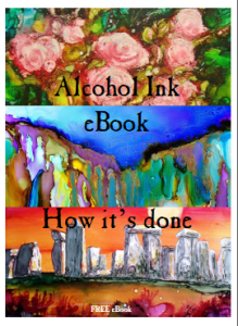 Alcohol Ink eBook Cover