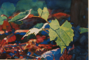 Leaves in a Forest