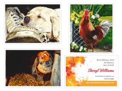 C. Farm Life: Love My Shoe, Ricky the Rooster, Bunny in the Barn