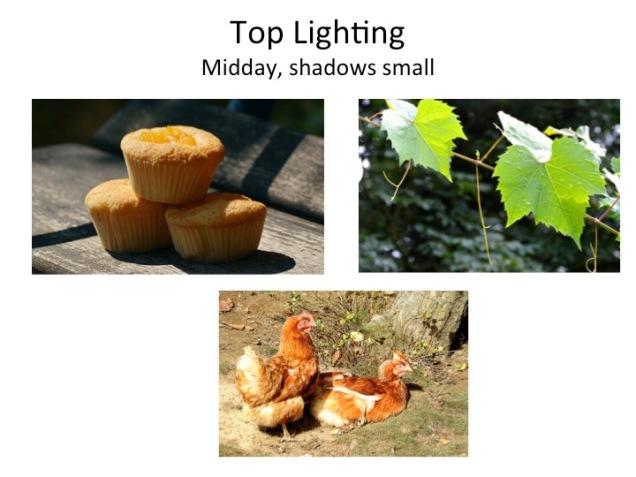 top-lighting